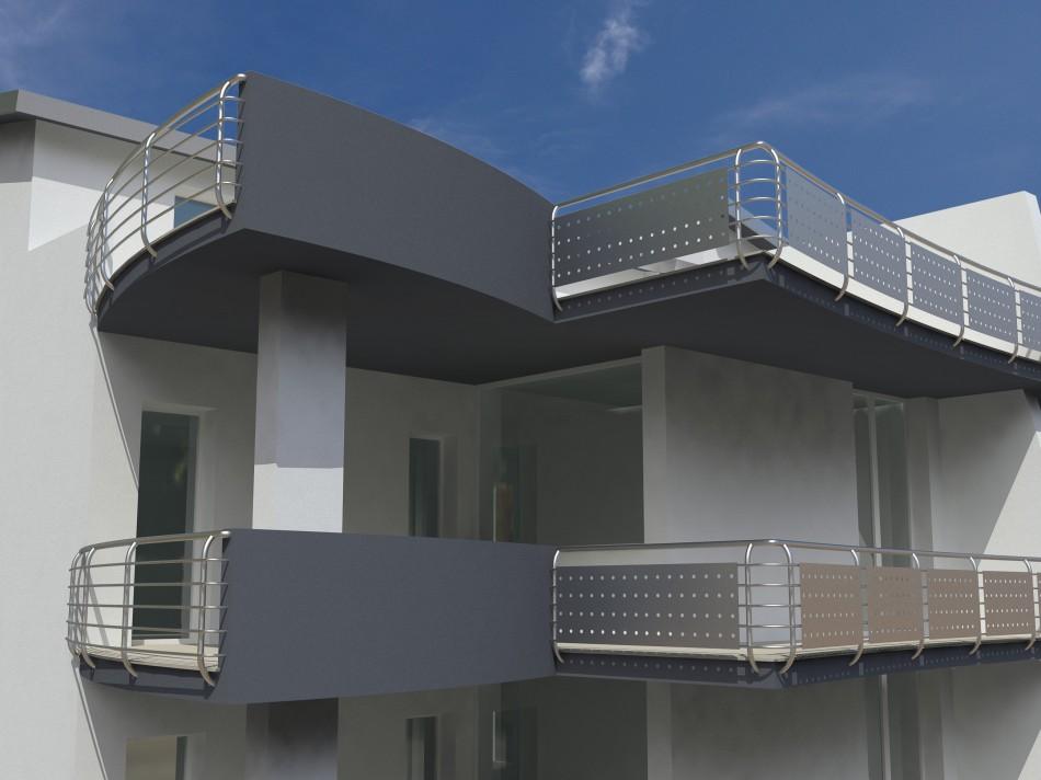 Condominio le vele adduma comunicazione architettura for Architettura design
