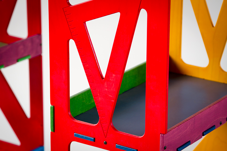 mobili per cameretta bimbi o bambini libreria