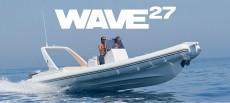 progettazione gommone wave27