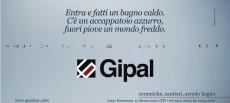 poster 6x3 pubblicità gipal