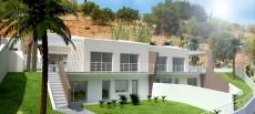 Progettazione architettonica Residence Le Chimere