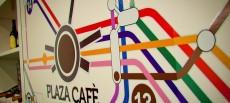 Progettazione locale Plaza café